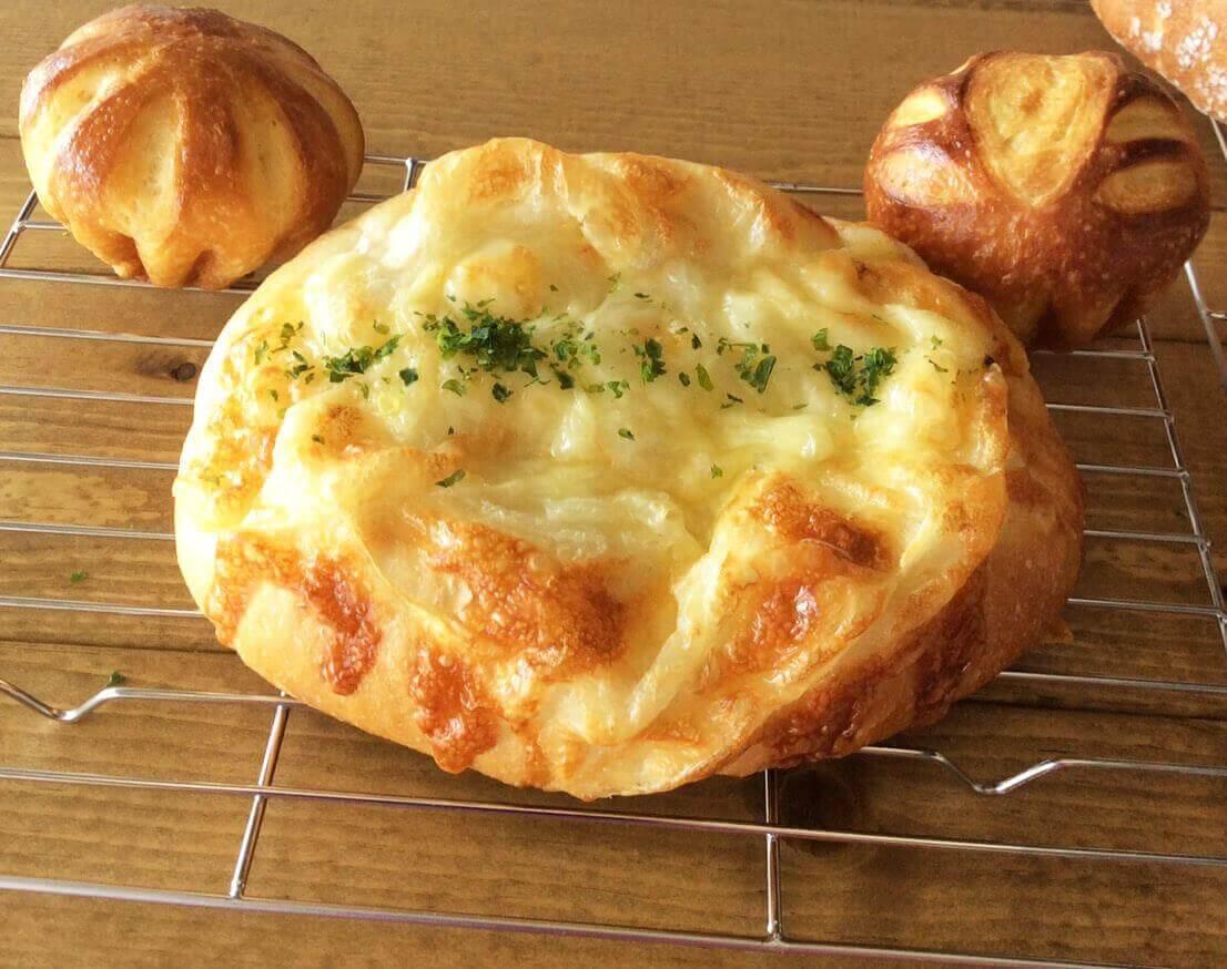 ブーランジェリーミヤのいろいろなパンの画像